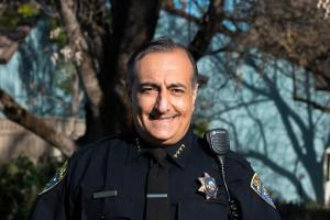 image of Nader Oweis Chief of Police, SSU