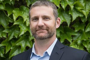 Associate Vice President Financial Services David Crozier