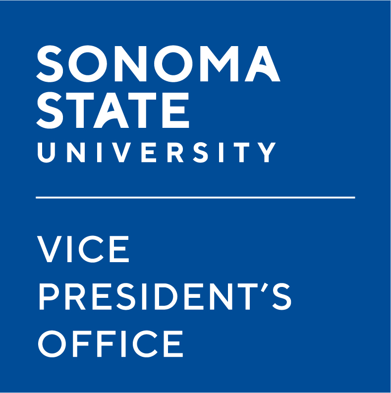 Sonoma State University Office of the Vice President for Administration & Finance logo